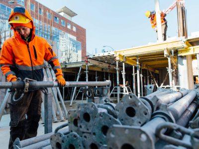 Immobilien-Dokumentation: Reportage-Fotos und Videos von der Baustelle