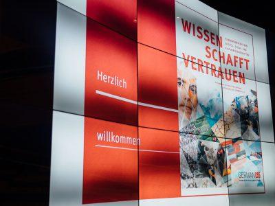 Veranstaltung: Dokumentation einer Podiumsdiskussion in Berlin