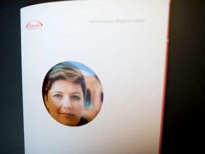 Fotos für eine Imagebroschüre –Portraits von Patienten und Mitarbeitern