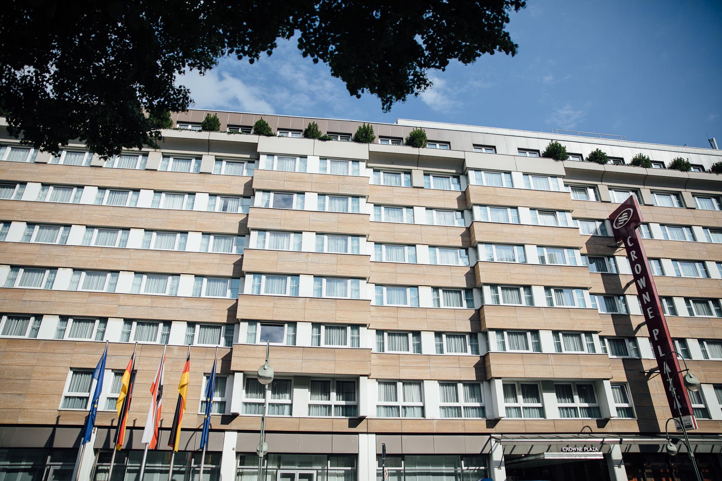 Hotel Crowne Plaza Berlin